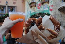try the grapefruit beer in Epcot, you'll thank me